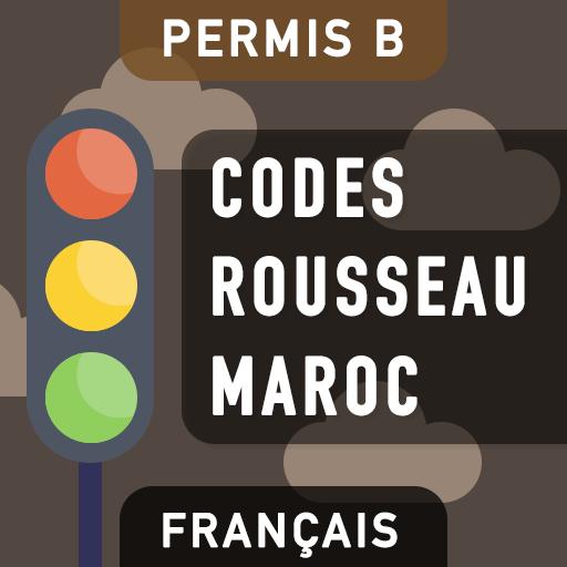 Codes Rousseau Maroc - FR Icon