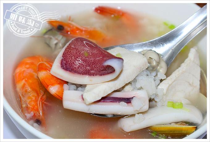 一碗質樸鮮味海產粥2