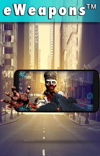 Zombie Camera 3D Shooter - AR Zombie Game apktram screenshots 7