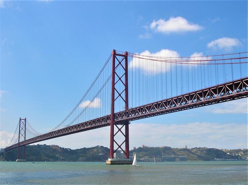 Lisbona-Ponte 25 aprile di Patrizia-Patty