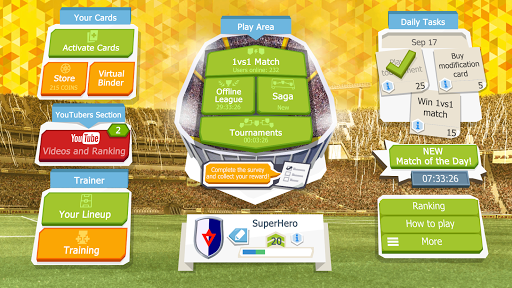 Panini FIFA 365 AdrenalynXLu2122 3.0.3 screenshots 1