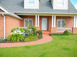 Photo: House Entry & Garden
