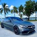Parking Mercedes C63 AMG City Drive APK