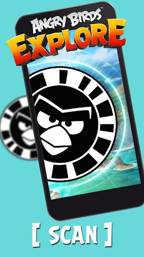 Angry Birds Explore screenshot 2
