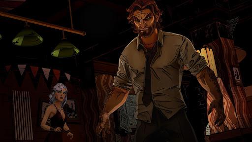 The Wolf Among Us screenshot 16