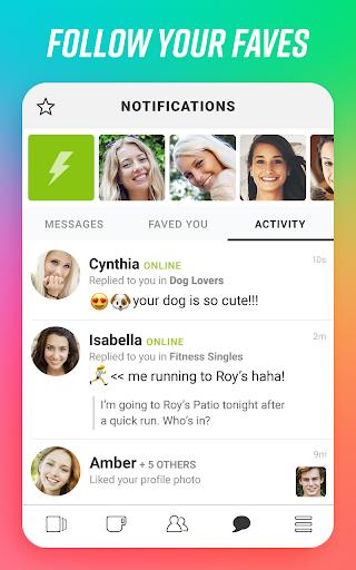 Clover Dating App 2.8.8 screenshots 14