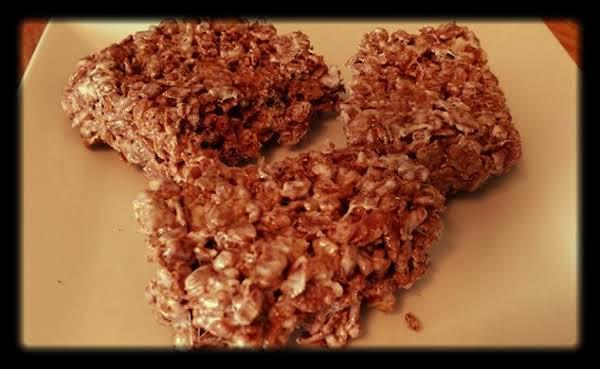 Cocoa Pebbles Treats