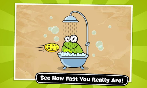 Tap the Frog: Doodle screenshot 2