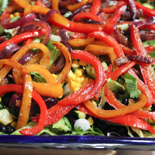 Fajita Salad Bowl