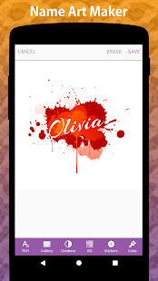 Name Art Maker - Name on pics- screenshot thumbnail