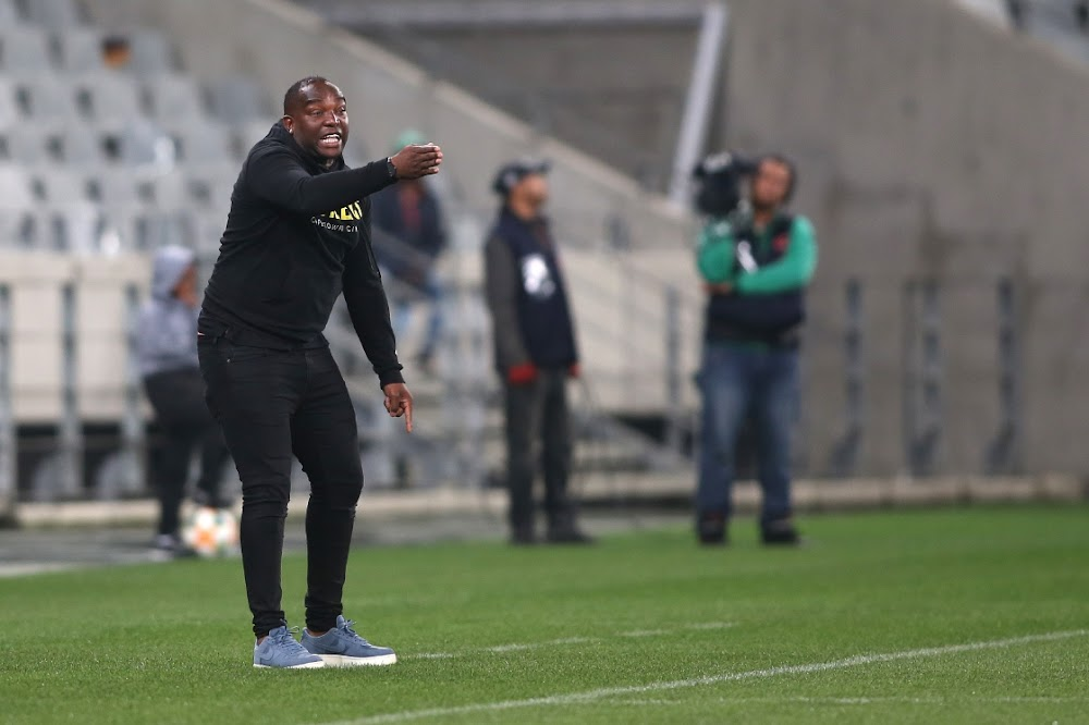 Benni McCarthy was pivotal to my success, Nodada says