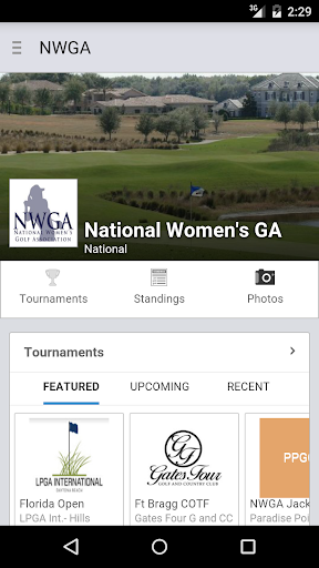 National Women's Golf Assoc