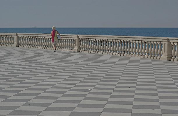 La terrazza sul mare di mariarosa-bc