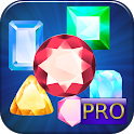 Diamond Stacks PRO - Match 3 icon