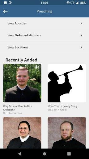 The Gospel Trumpet App 3.0.4 screenshots 2