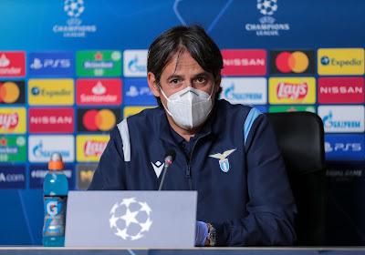 """La Lazio motivée comme jamais avant la réception du Club de Bruges : """"Ce sera comme une finale"""""""