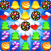 Candy Claus - Play Fun Match 3 Game