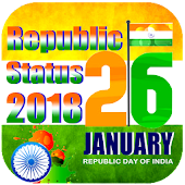 Republic day Status