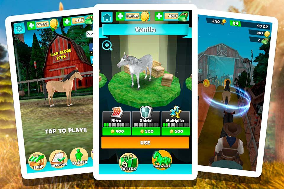 Gut bekannt Jeux de Chevaux à Monter 2017 – Applications Android sur Google Play ST59
