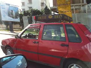 Photo: Taxi Rouge (Petit Taxi)