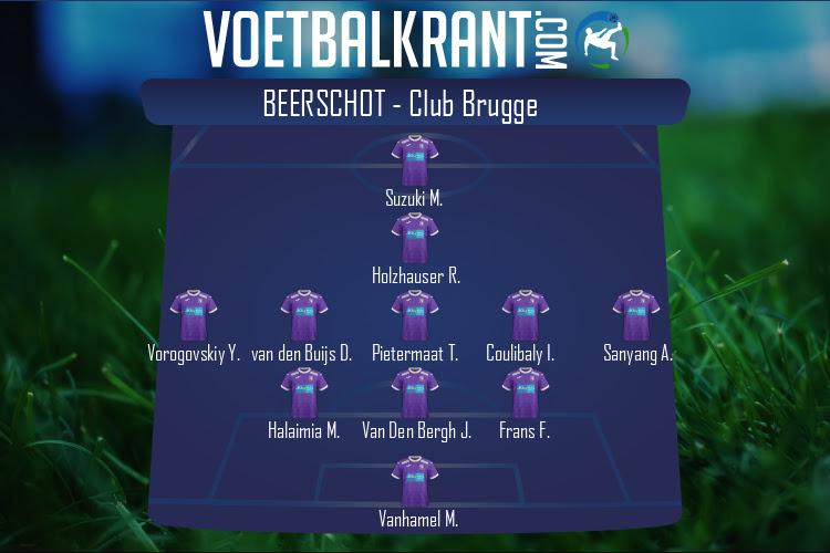 Beerschot (Beerschot - Club Brugge)