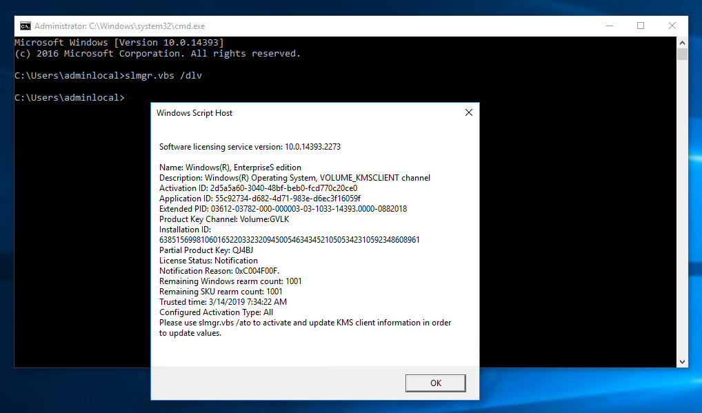 Terence Luk: Windows 10 fails to sysprep with the error