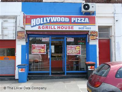 Hollywood Pizza Grill House On Imperial Drive Pizza