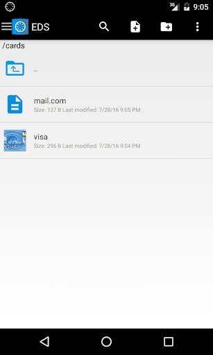 EDS  u2013 encrypt your files to keep your data safe  screenshots 4