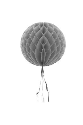 Dekorationsboll, silver