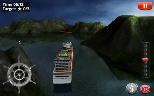 Big Cruise Ship Simulator Games : Ship Games screenshots 18