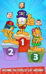 Garfield: My BIG FAT Diet v1.0.17 Mod Money