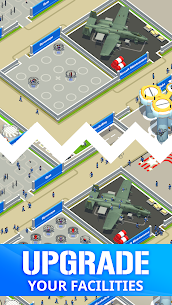 Idle Air Force Base Mod Apk Download For Android 3