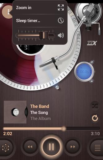 Vinylage Music Player 2.0.1 screenshots 2