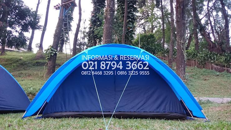 Camping Perusahaan  Wana Wisata   Hambalang Sentul