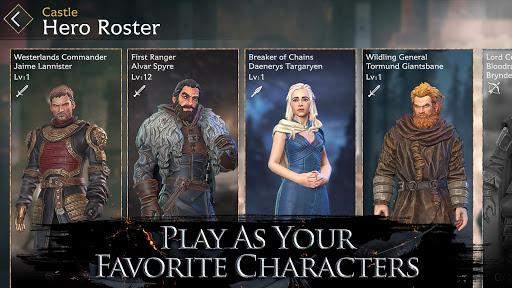 Game of Thrones Beyond the Wallu2122 apktram screenshots 6