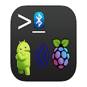 Bluetooth Terminal Android-Pi3 with voice