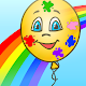 Coloring Book for kids with Funny Balloon Android apk