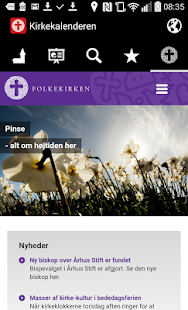 Kirkekalenderen- screenshot thumbnail