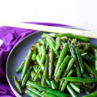 Spicy Green Bean Stir Fry Recipe