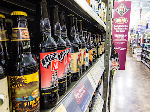 Photo: Lunchtime Beer Shopping