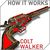 How it works: Colt Walker revolver