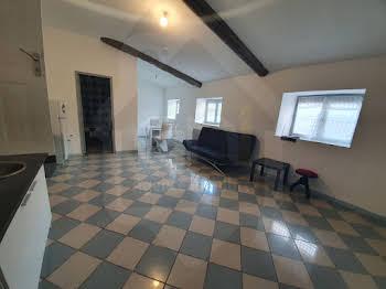 Appartement 2 pièces 47,18 m2