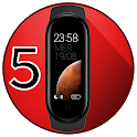 Mi Band 5 WatchFaces icon