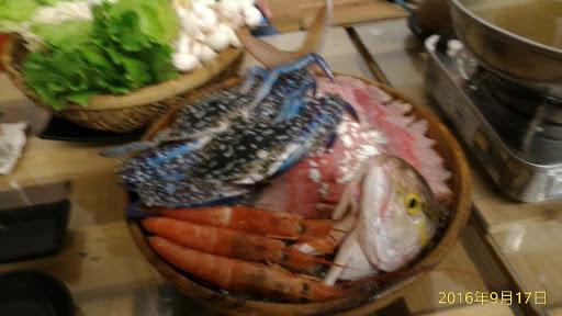 昆布湯頭,海鮮有尚青