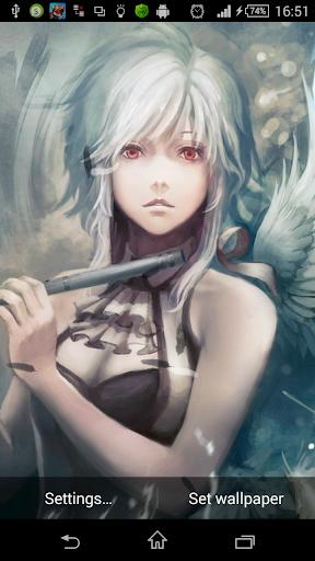 Anime Angels Live Wallpaper