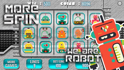 Robot Slots 777 Classic Casino
