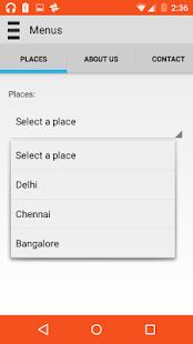 Travel Agent v1.1 screenshot