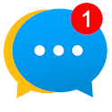 Messenger : Free Videos,Text, Messages - Logo