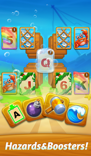 Solitaire Paradise: Tripeaks Screenshot