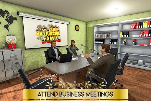 Billionaire Family Game Lifestyle Simulator 2020 apktram screenshots 8